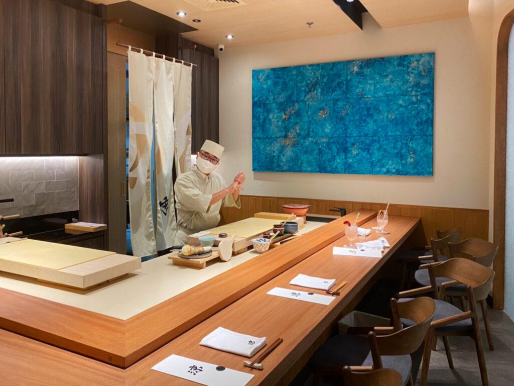 Thailand Sushi-restaurant - ECO FLEECE E51